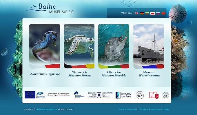 Akwaria morskie: ssaki, ryby, rośliny bałtyku