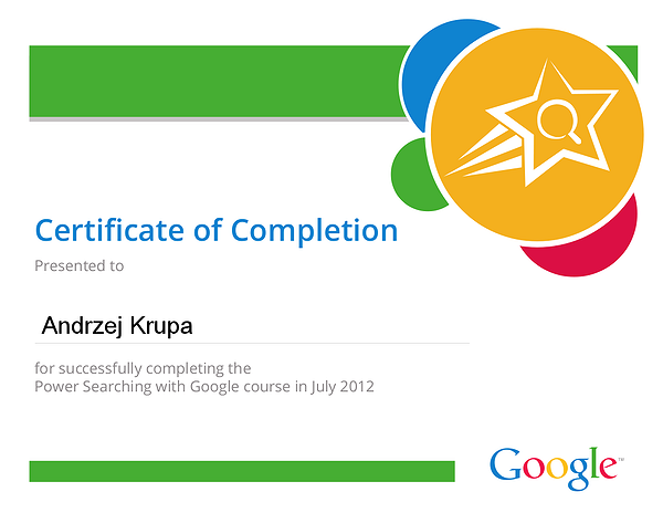Certificate_power_searching_with_Google