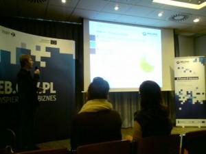 Konferencja z cyklu: Akademia e-biznesu: Mierzenie skuteczności działań internetowych. Szczecin